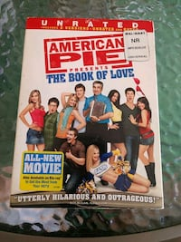 Used DVD, American Pie Presents The Book of Love Lancaster, 17602