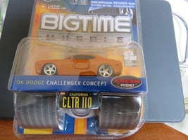 Jada Toys Diecast '06 Dodge Challenger Concept Rarely Offered