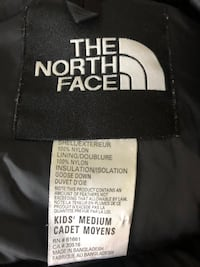 The North Face Children's medium jacket VANCOUVER