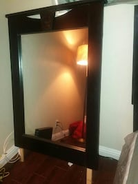 LARGE mirror from bedroom set..