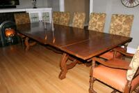 rectangular brown wooden coffee table New Westminster