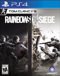 Sony PS4 Rainbow Six Siege