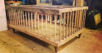 Antique Chicken Crate Coffee Table Carneys Point Township, 08069