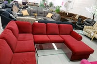 Modern Canadian made sectional on sale  Toronto, M9W 1P6