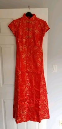 Chinese QiPao Vancouver