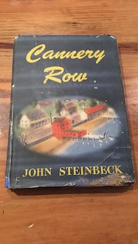 Cannery Row by John Steinbeck Sandy Springs, 30342