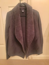 Large Ladies sweater coat