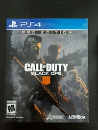 PS4 Call of Duty Black Ops 3 case Surrey, V3T 4N8