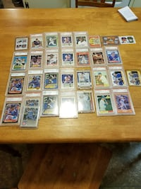 assorted baseball trading card collection Bristol, 37620