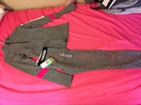 Women's gray and pink long-sleeved dress Smoll size  Winnipeg, R2K 4A1