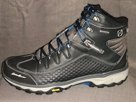 "Eddie Bauer Moutan Ops ""carbon"" boot"