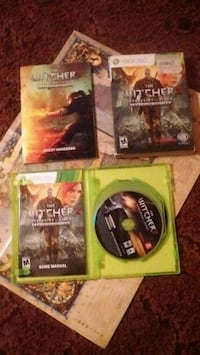 The Witcher assassins of Kings Xbox360 Powdersville, 29642