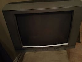 Memorex tv with remote.28 inch.great working condition