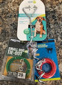 Dog Tie Out (Dogs Under 10lbs) Edmonton, T6H