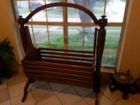Antique Cradle Rowlett