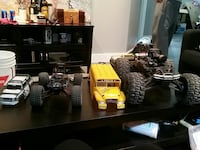 Rcs ready2run complete set with spare parts Edmonton, T5T 4G1