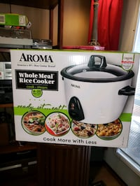 Aroma whole meal cooker North East, 21901