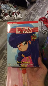 Ranma 1/2 Anime Season Four Boxset Washington, 20024