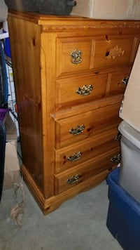 real wood dresser Annapolis