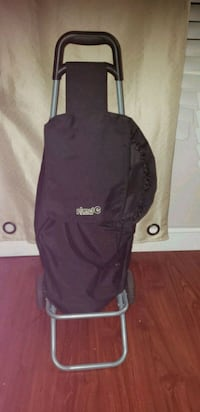 black and white Adidas backpack Quincy, 02169