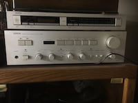 Denon Amp and Receiver. New ( over $5000)