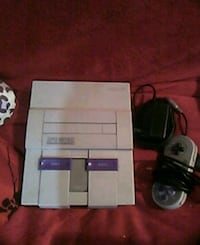 Nintendo with 1 controler Edmonton, T5T 4G4