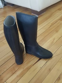 Girls Size 13 Cadett Black Riding Boot for sale!