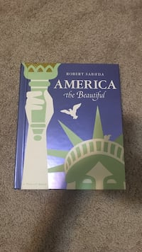 America the Beautiful by Robert Sabuda. This is a well kept, beautiful pop-up book. The best one I've ever seen!