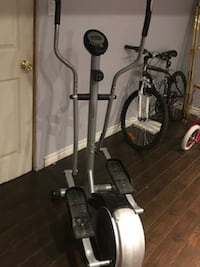 ELIPTICAL TRAINER FOR SALE. READY FOR PICK UP IMMEDIATELY.  PLEASE CALL  [TL_HIDDEN]  RICHMONDHILL