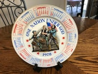 Like new great condition antique plates