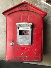 Game well Fire Call Box Dover, 12522