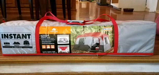 New Ozark Trail 13x9 instant cabin tent 8 person : coleman max 13x9 instant tent - afamca.org