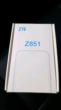 ZTE android  Burnaby