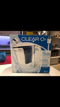 Water filter pitcher New!!