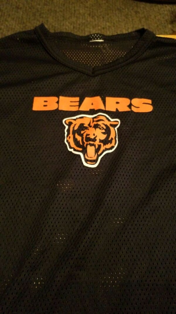 best service 0f1c2 0cdf3 Youth Chicago bears Jersey