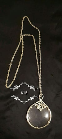 7 Silver and Gold necklaces . Calgary, T2A 1G4