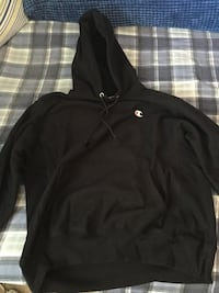 Champion Hoodie Black Mens Large Pickering, L1V 3P7