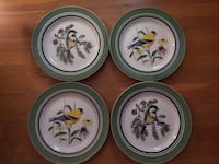 Four decorative plates Gaithersburg
