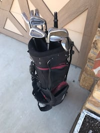 Golf clubs and bags Oklahoma City, 73012