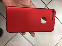 Caso rosso di iPhone 7plus Rome, 00185