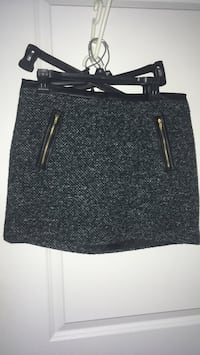 black and gray brand new skirt Toronto, M4A