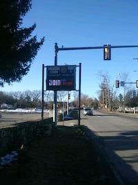 LED programable signs
