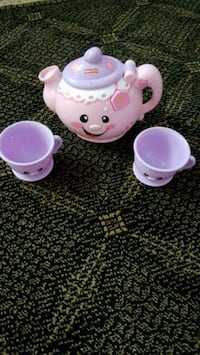 Fisher Price musical teapot Laval, H7P 5W2