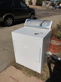 white front-load clothes washer San Diego, 92123