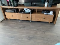 TV Stand (holds up to 75 inch TV) 15 mi