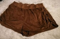 Side Laced Shorts (medium)  Red Deer