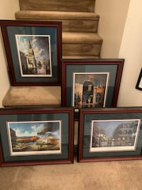 New Orleans Prints priced each.