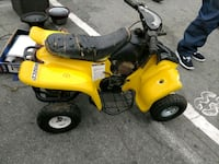 Quad 2 stroke gas for small kids  Gilroy, 95020