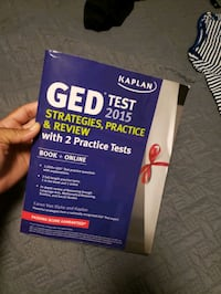 GED book  North Plainfield, 07062