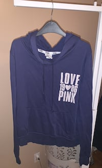 LOVE PINK XS-M hoodie good condition asking $10 see my other posts Vaughan, L4H
